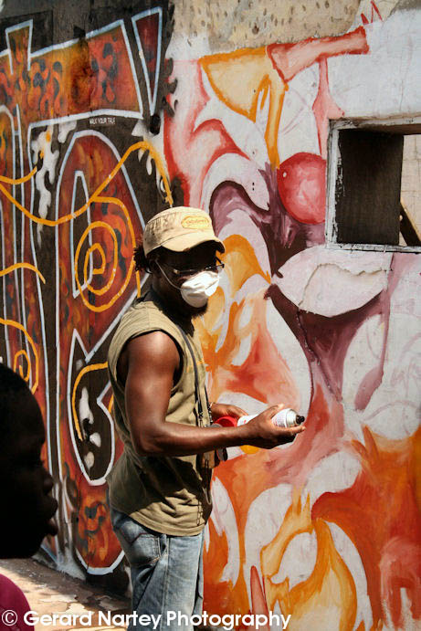 Art Therapy for the City: The CHALE WOTE Street Art Festival
