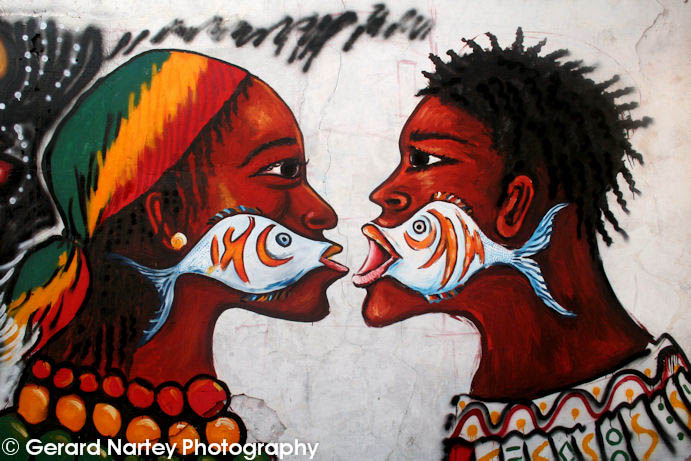 The CHALE WOTE Street Art Festival Returns to James Town on April 14th