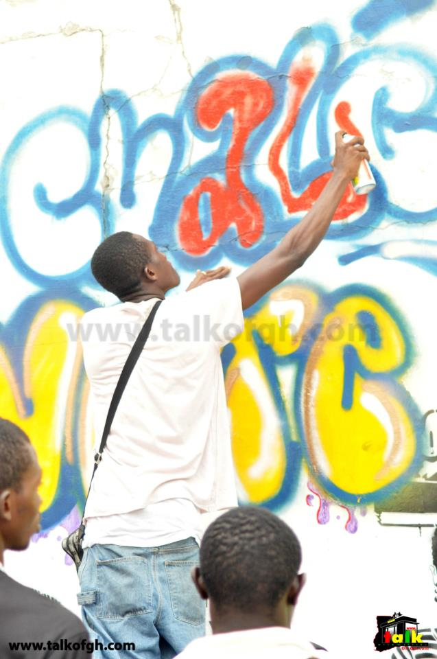 PHOTOS GALORE: CHALE WOTE 2012
