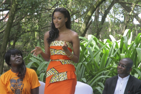Miss Angola Accra Dot Alt Radio