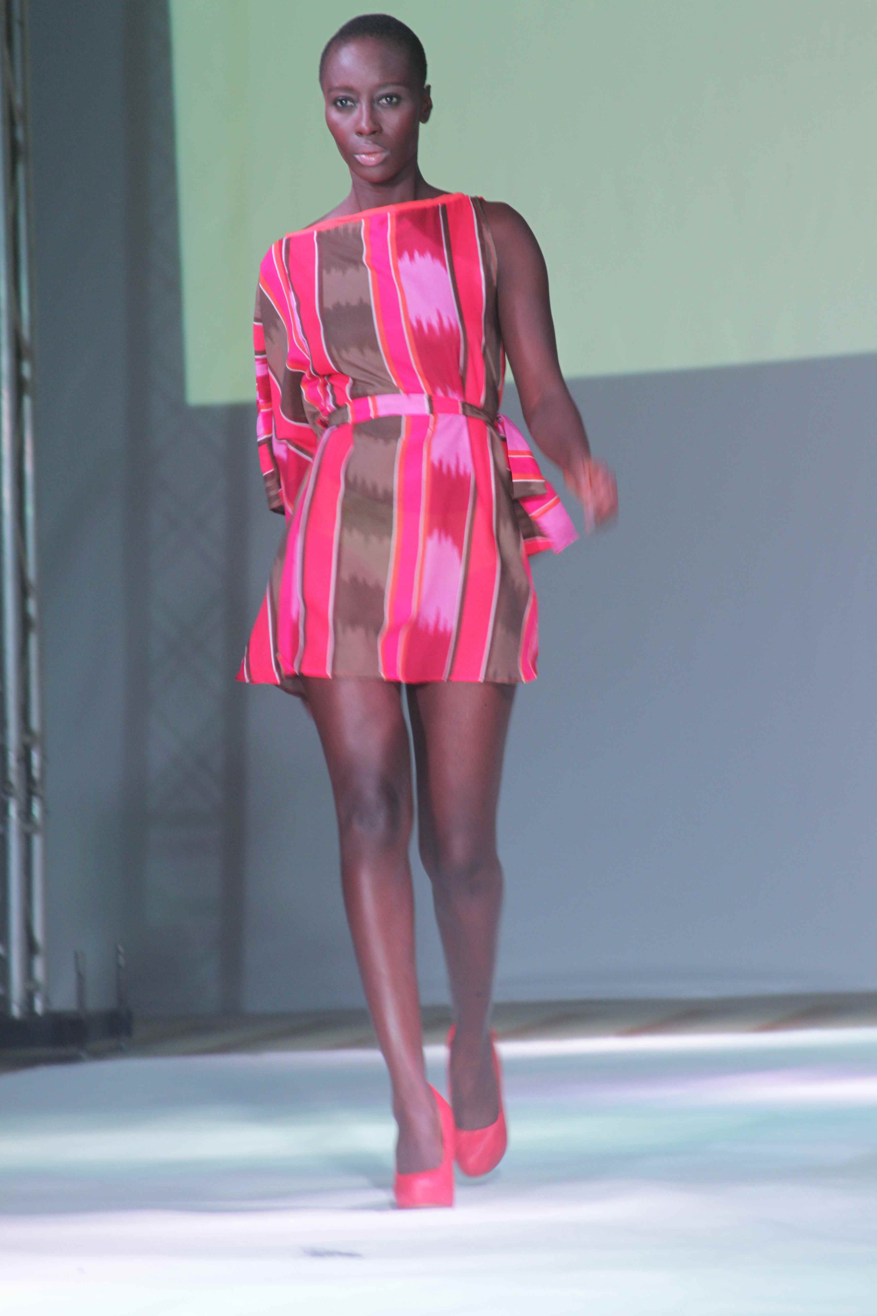 GHANA Fashion + Design Week 2012: KACHI DESIGNS