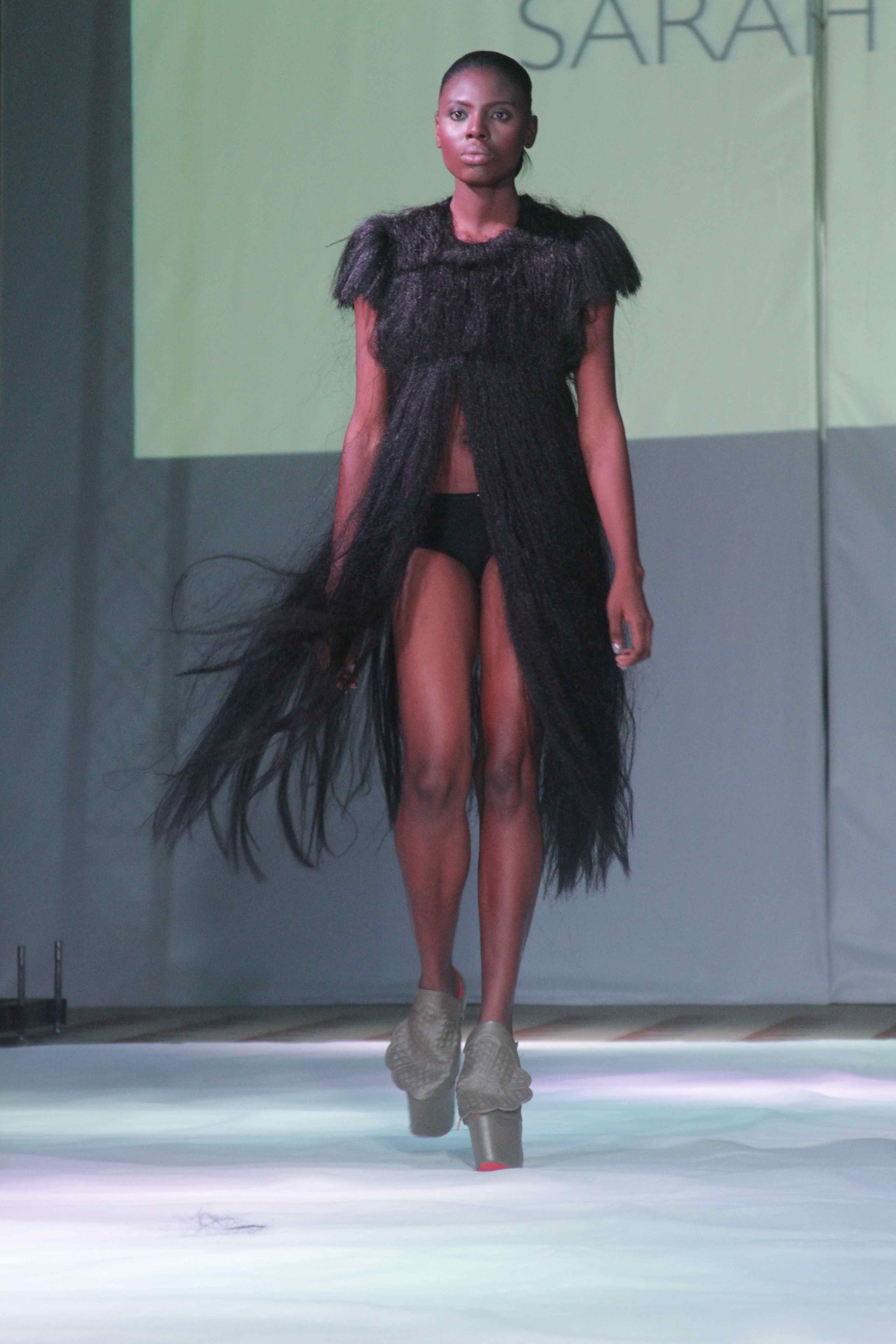 GHANA Fashion + Design Week 2012: SARAH DUAH