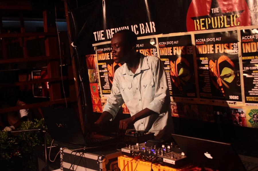 DJ KEV