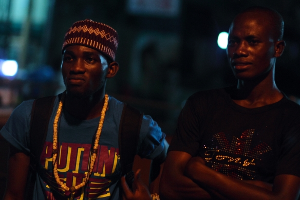 FILMMAKERS SELORM JAY + ABASS ISMAIL