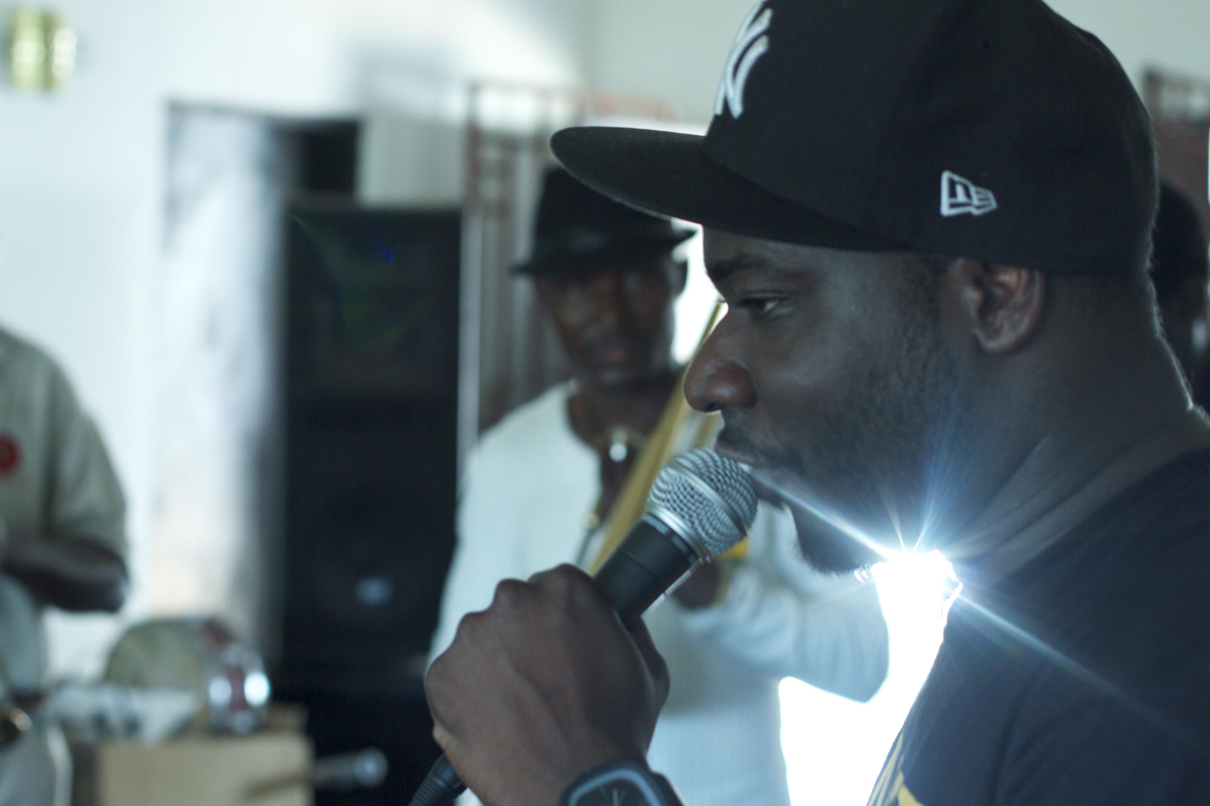 Blitz the Ambassador - Accra dot Alt