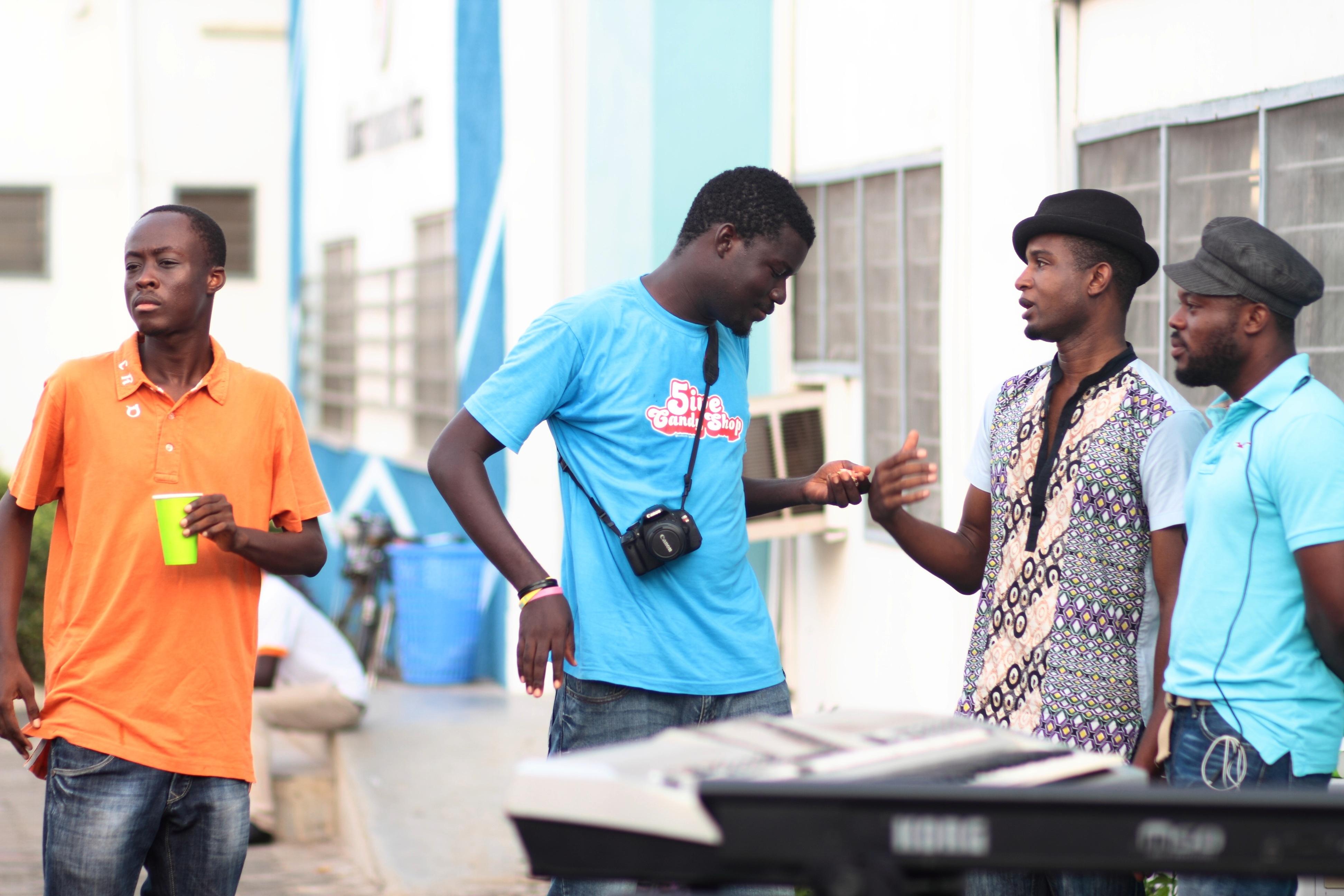 Sankwas Bois + DJs
