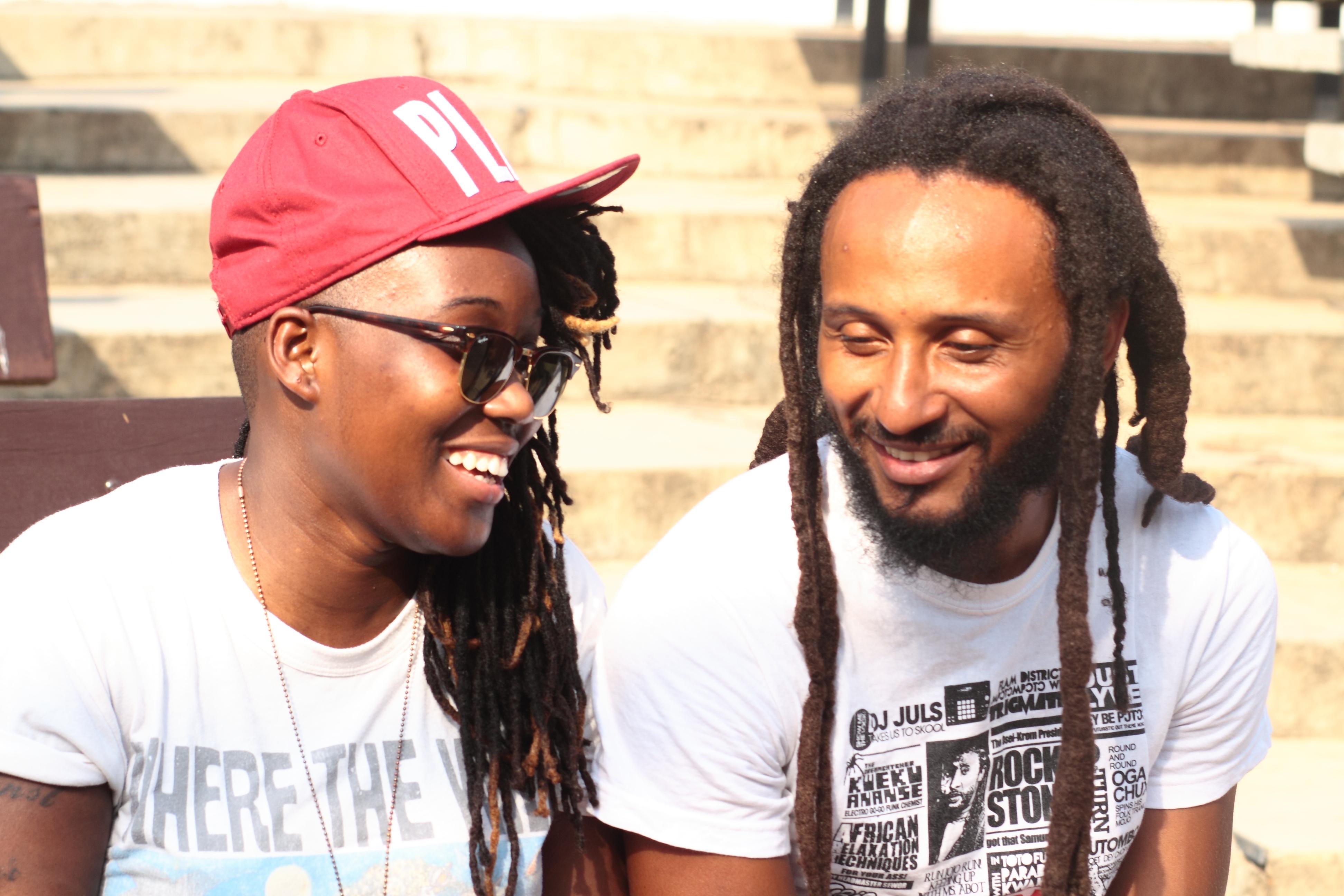 TAWIAH + WANLOV 2 - IND!E FUSE 2012 - ACCRA [dot] ALT