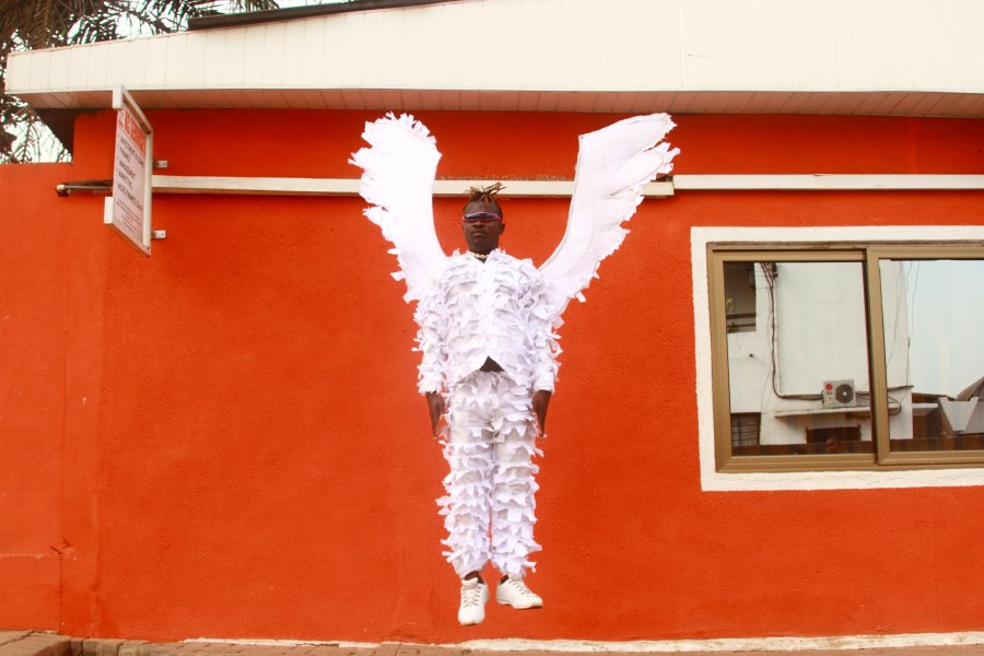 ABROKWAH'S ANGEL II - photo by ACCRA [dot] ALT