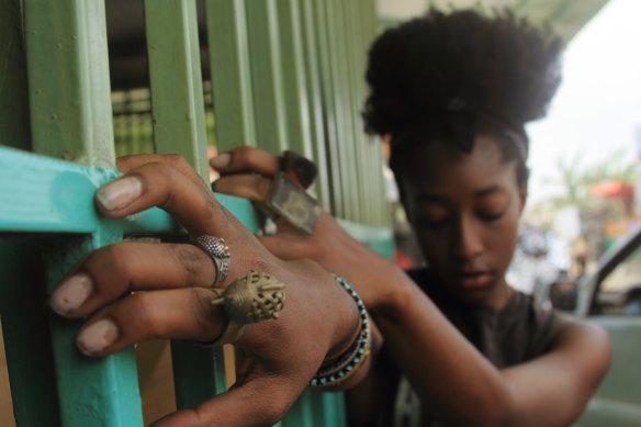 Afua's Rings - photo by ACCRA [dot] ALT