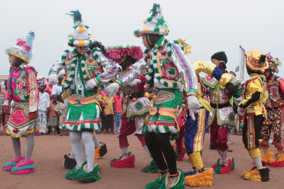THE WINNEBA MASQUERADE