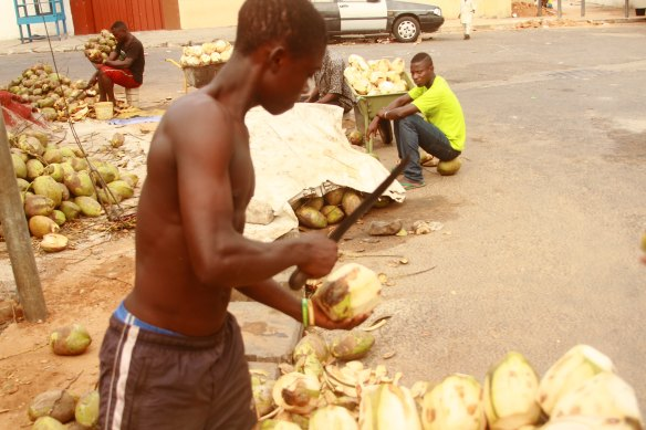 Coconut Man 6 - photo by ACCRA [dot] ALT