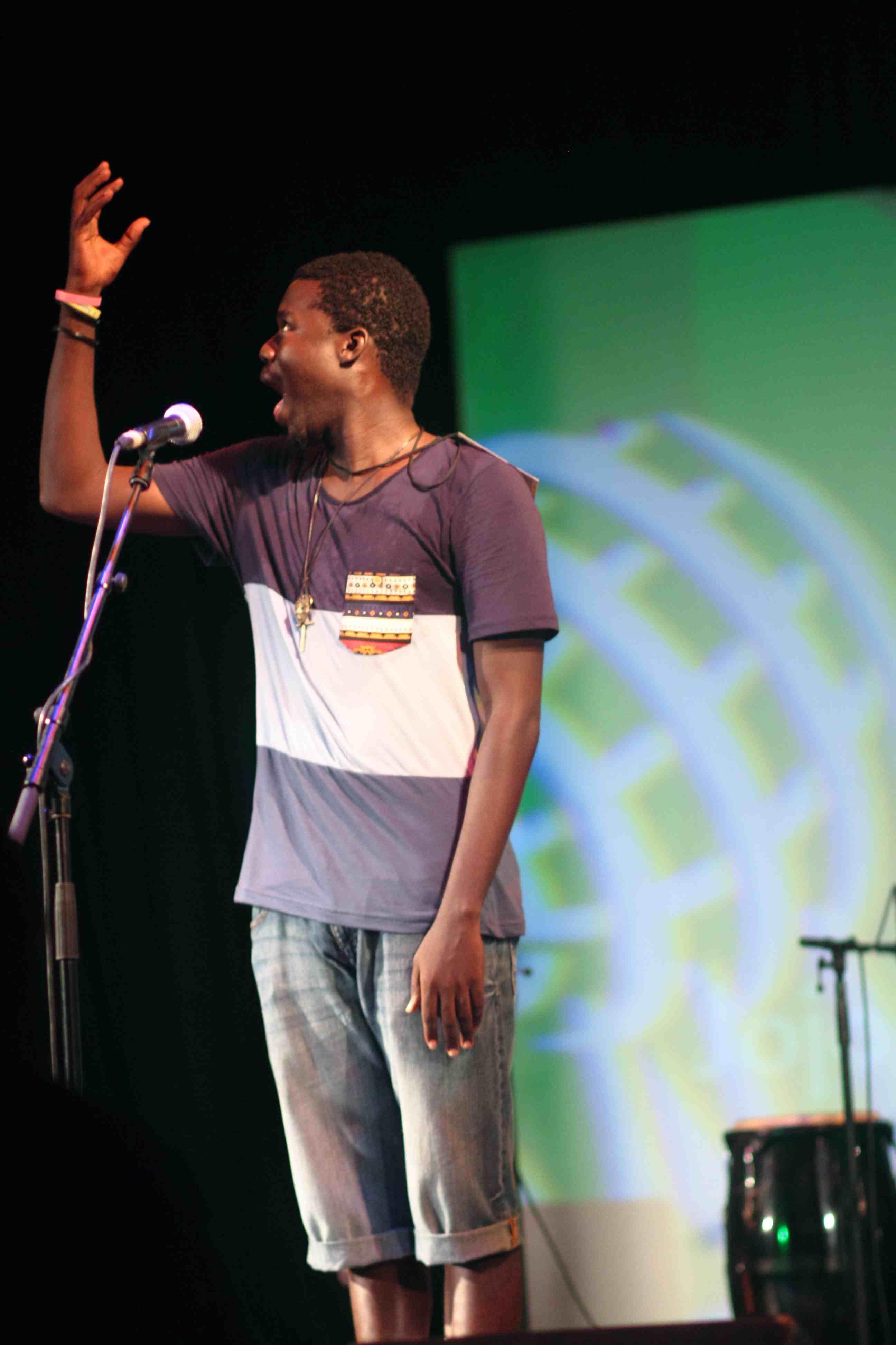Mutombo da Poet's Hand is Alive