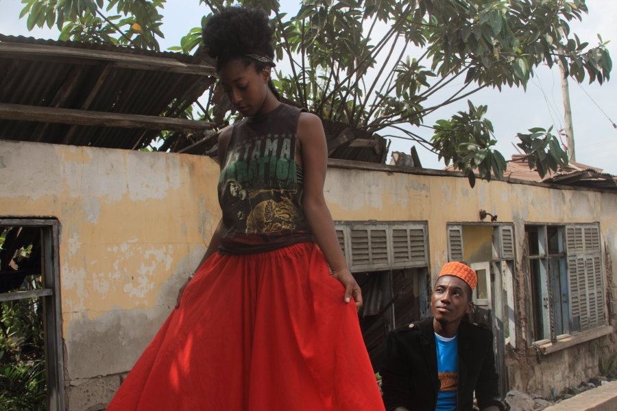 Red Skirt 2 - photo by ACCRA [dot] ALT