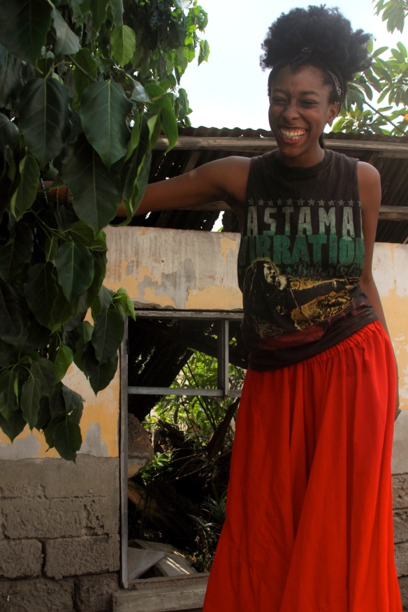 Red Skirt 5 - photo by ACCRA [dot] ALT