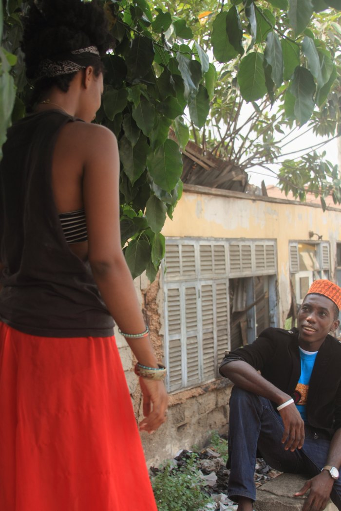 Red Skirt 8 - photo by ACCRA [dot] ALT