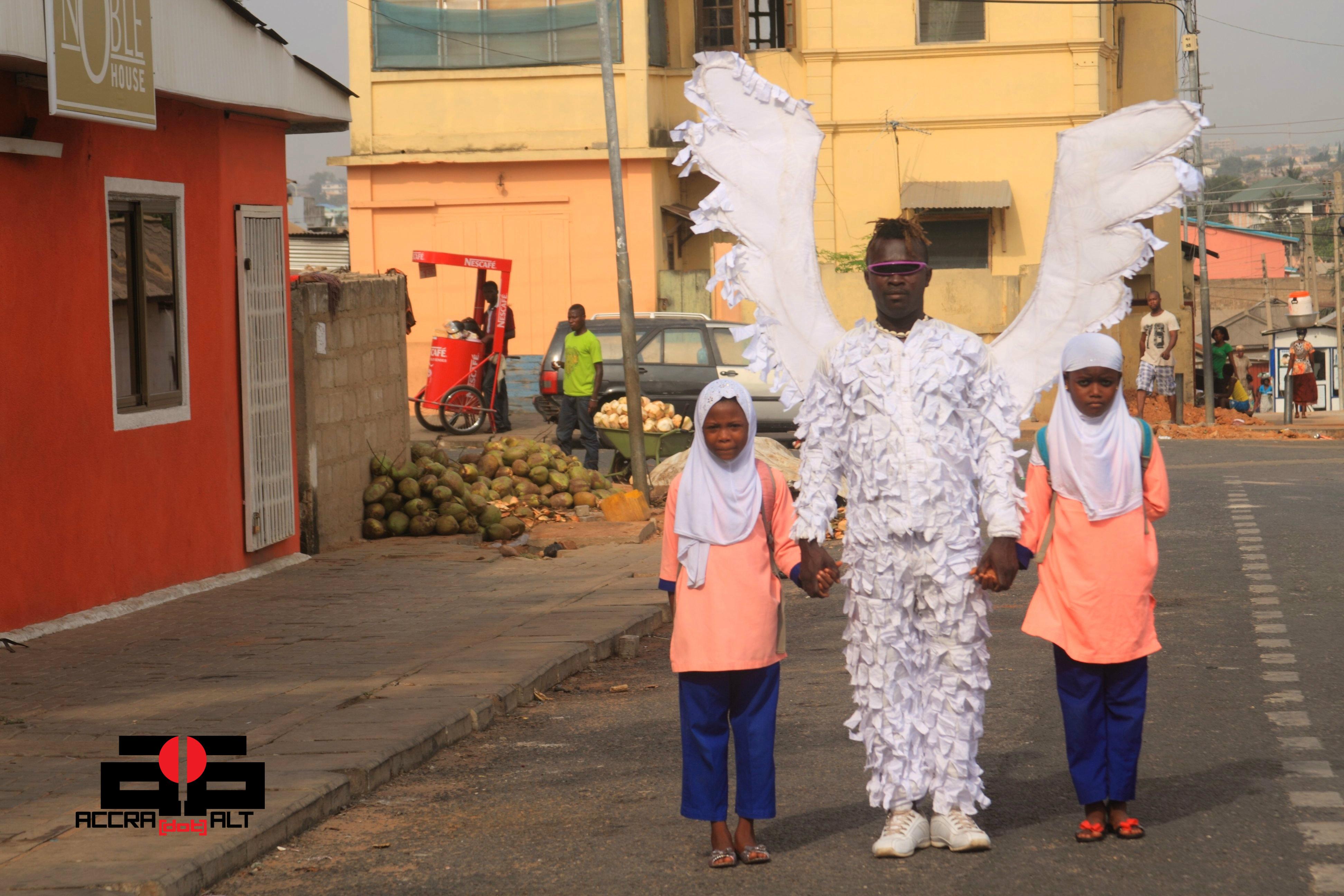 Abrokwah's Angel 11a - photo by ACCRA [dot] ALT