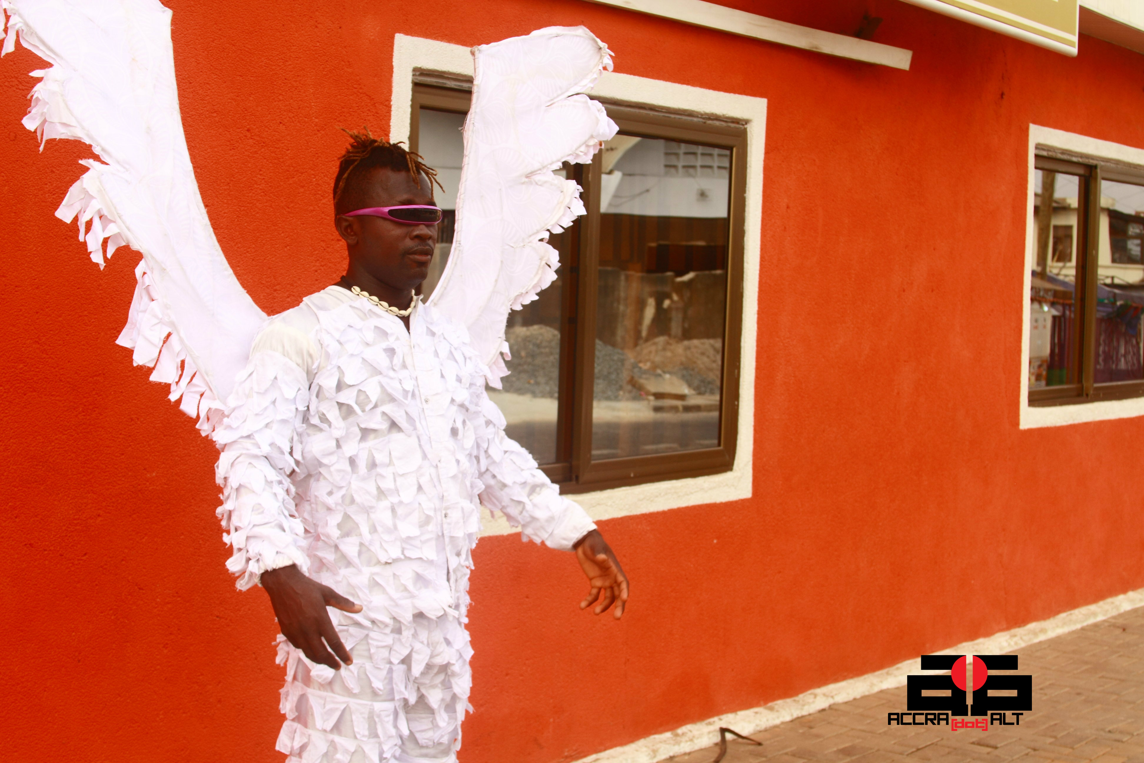 ABROKWAH'S ANGEL IN ADABRAKA