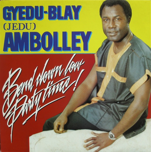 AMBOLLEY Album Cover via Rhythm Connection