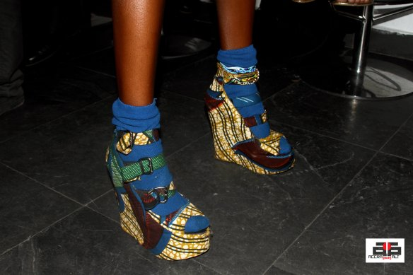 LADY JAY'S kick-ASS shoes