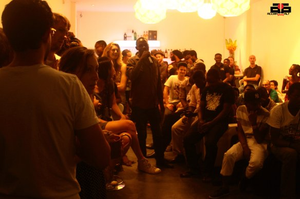 Feb 2013 Talk Party Series 27 - photo by ACCRA [dot] ALT