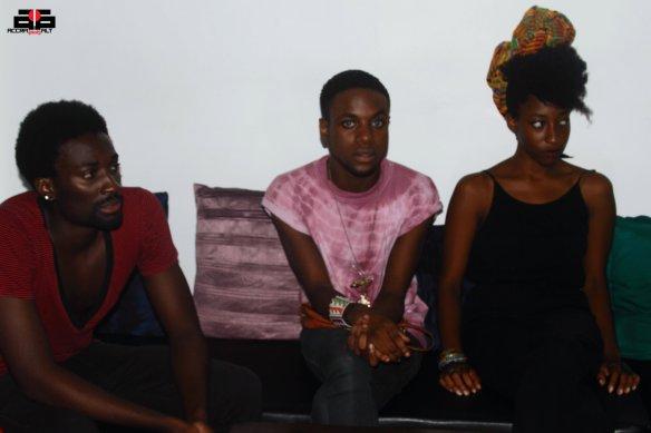 Designers Junior, Antoine + Afua Asona