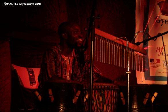 Gyedu Blay Ambolley AFAccra Show 28 - photo by Mantse Aryeequaye