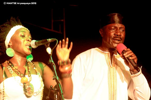 Gyedu Blay Ambolley AFAccra Show 33 - photo by Mantse Aryeequaye