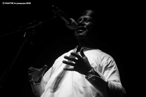 Gyedu Blay Ambolley AFAccra Show 37 - photo by Mantse Aryeequaye