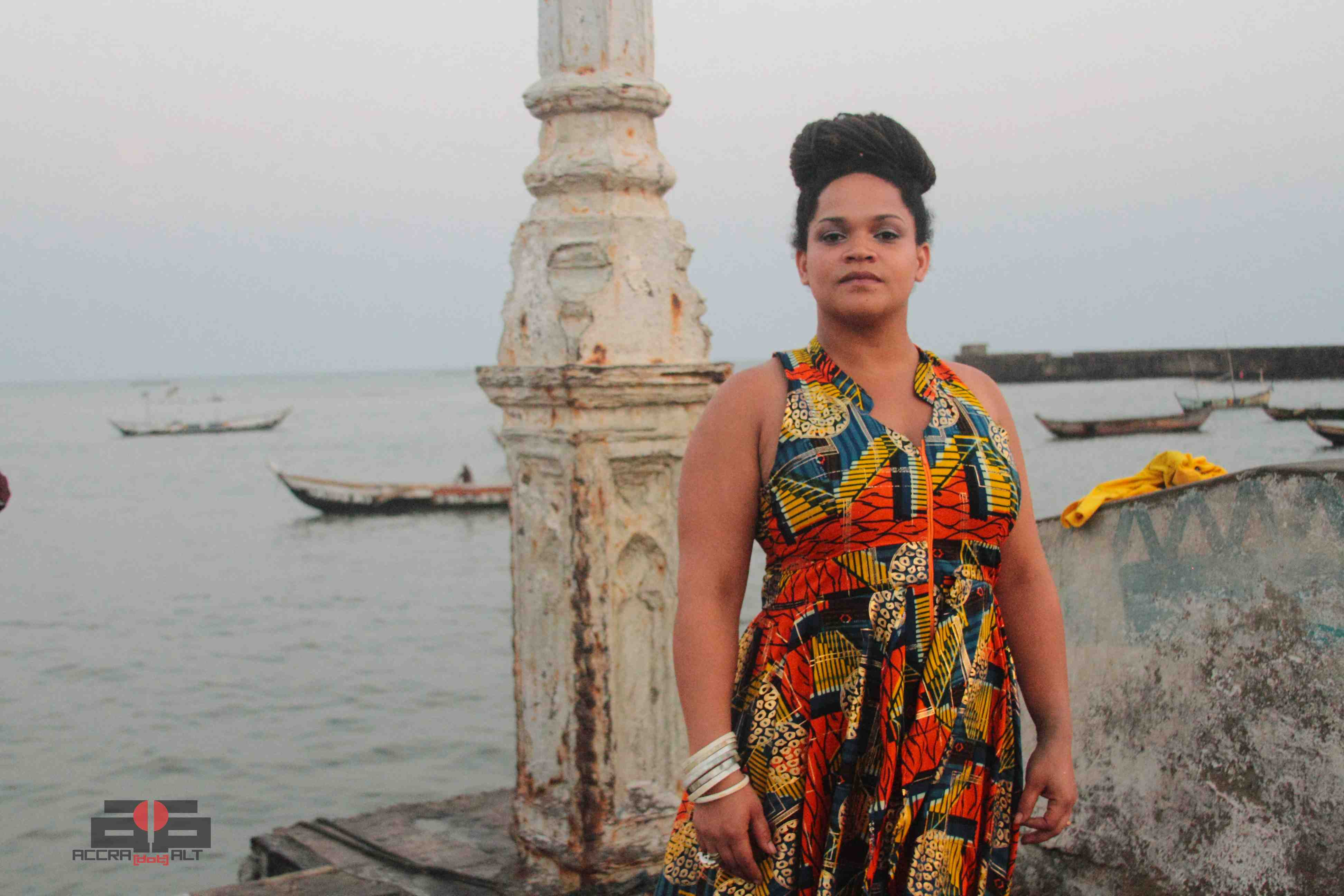 Sena Dagadu Pier13 - by Mantse Aryeequaye.TGD