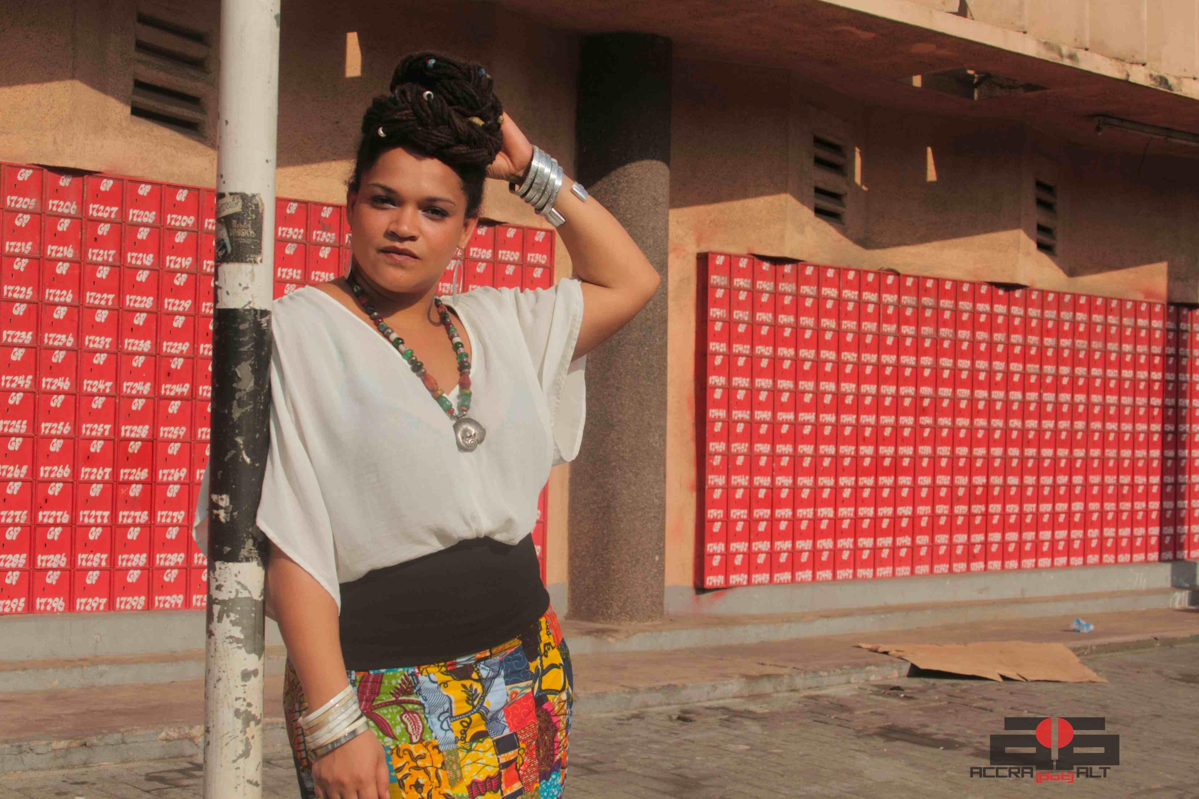 Sena Dagadu Post Office2 - by Mantse Aryeequaye.TGD