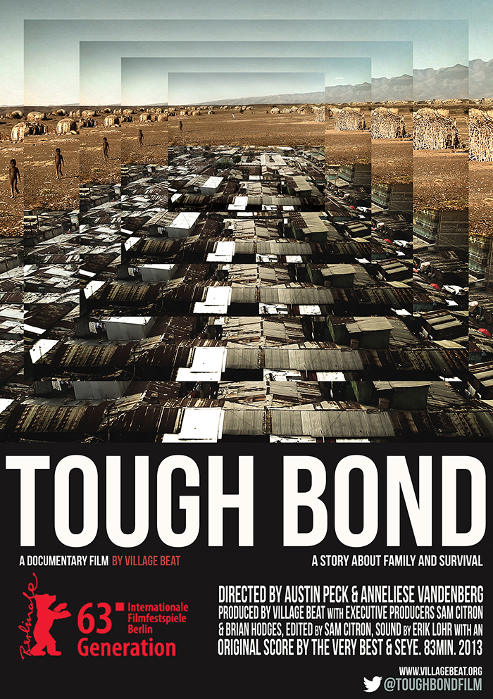 TOUGH BOND film poster via Cinema Kenya