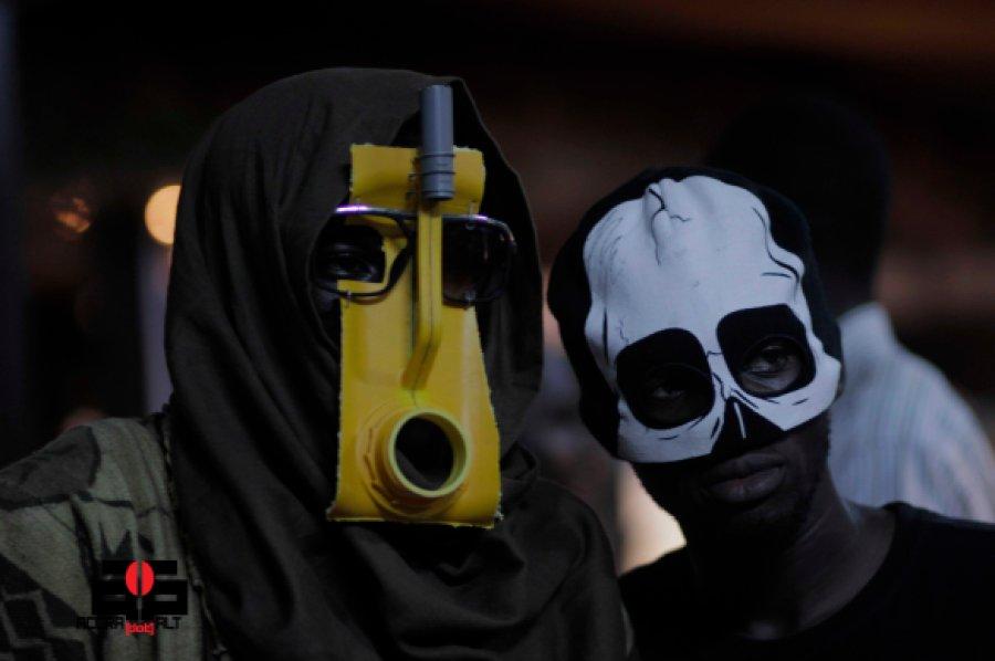 masked up: ATTUKWEI CLOTTEY x SELORM JAY