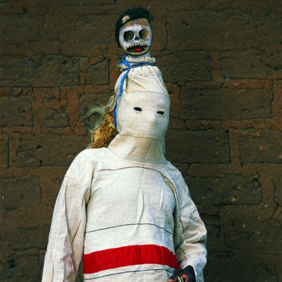 Abora Traditional Masquerade, Cross River Nigeria 2004 via Taste of Creation | photo by Phyllis Galembo