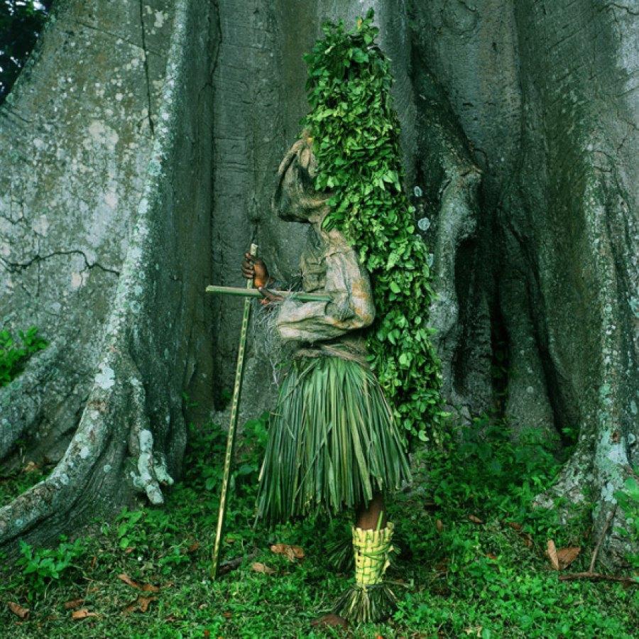 Atam Masquerader, Alok Village, Nigeria 2004 via Taste of Creation | photo by Phyllis Galembo