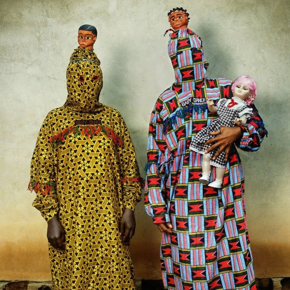 Baby Dance of Etikpe, Cross River, Nigeria 2004 via The Third Eye