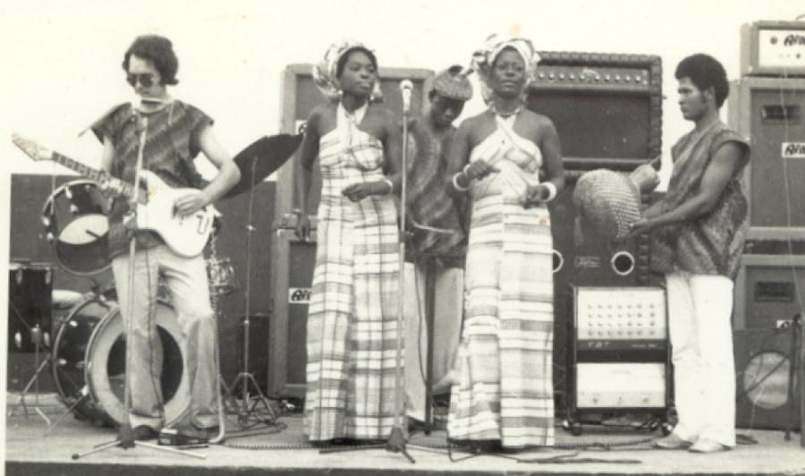 Bokoor Band, 1976