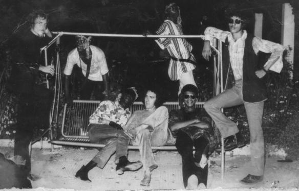 BOKOOR BAND at Atlantic Hotel in Accra, 1972 via BAPMAF