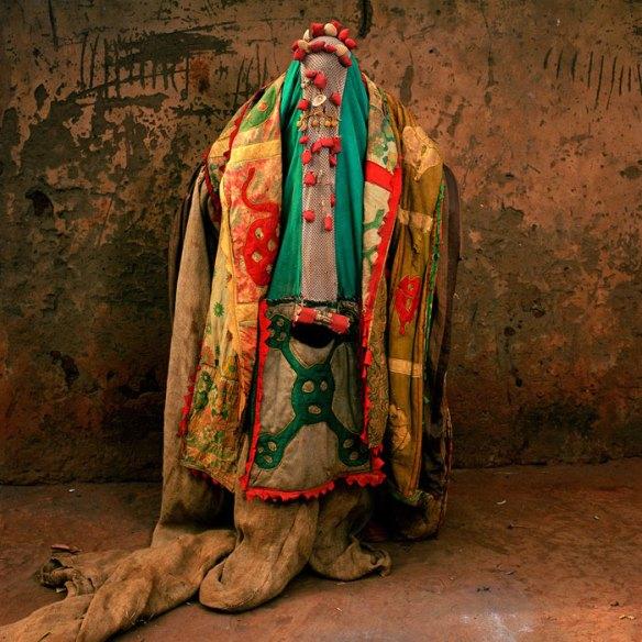 Egungun, Bohican, Benin 2006 via Traces of Creation | photo by Phyllis Galembo