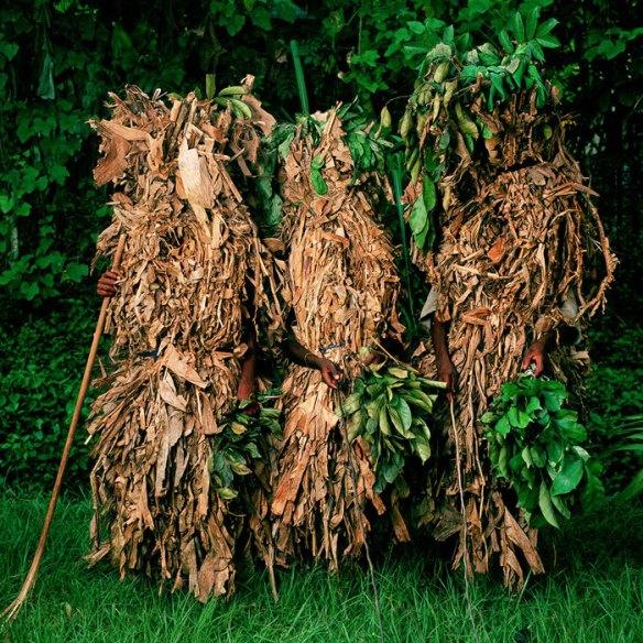 Ekong Ikon Ukom, Calabar Nigeria 2005 via Taste of Creation | photo by Phyllis Galembo