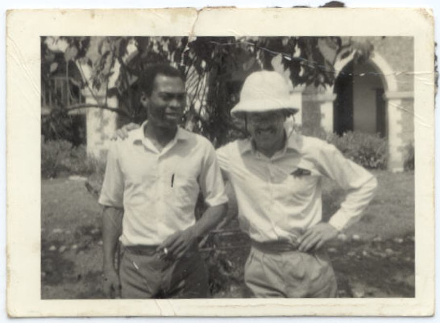 John Collins x Fela