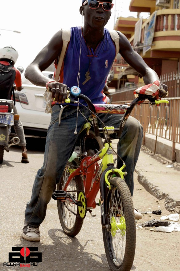 A Biker's Swag
