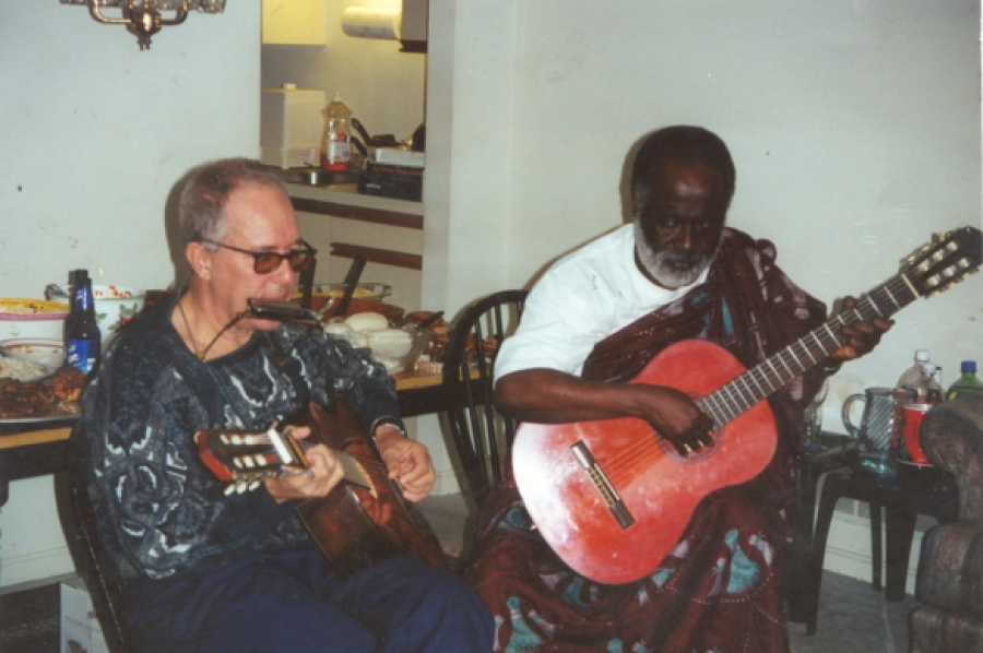 JOHN COLLINS plays with KOO NIMO via BAPMAF