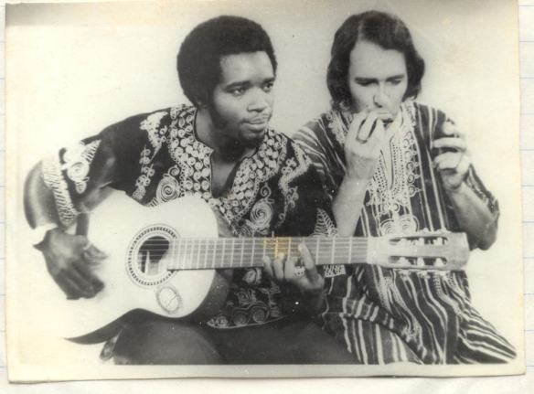 John Collins x Victor Uwaifo, 1975