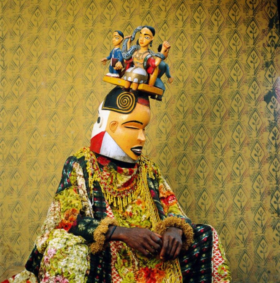 Mami Wata Mask, Cross River, Nigeria via The Third Eye | photo by Phyllis Galembo