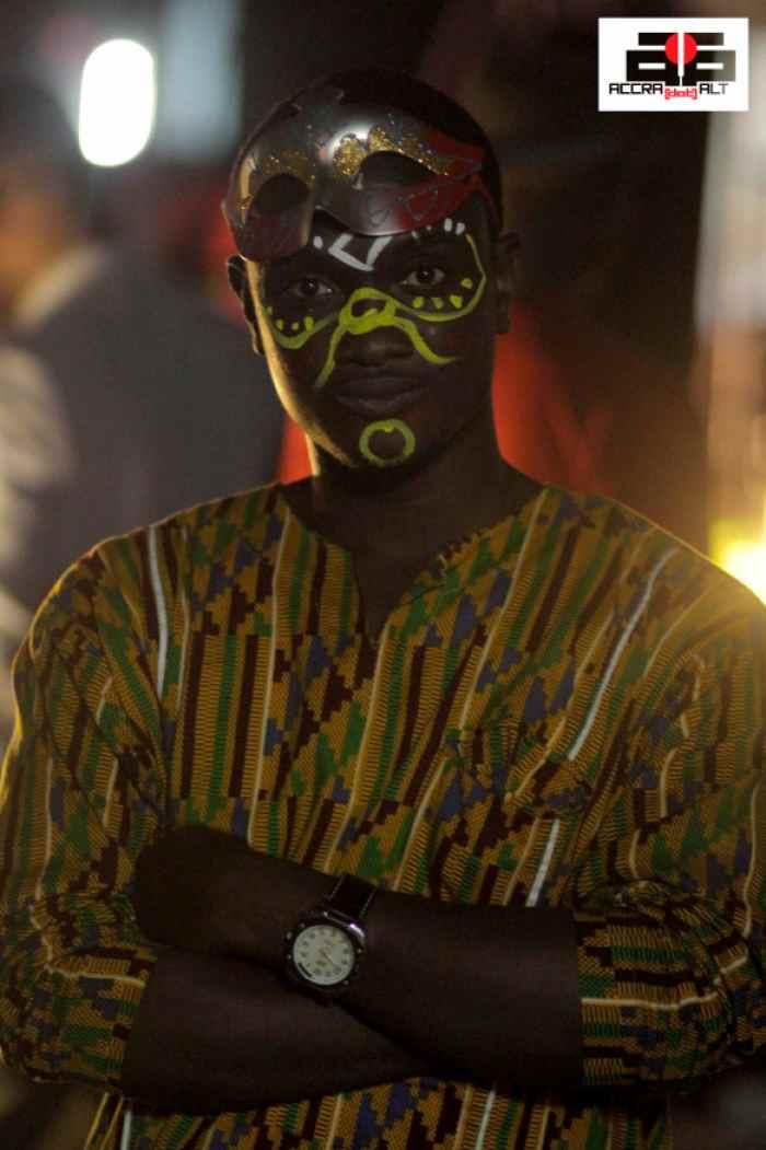 Masquerade Jam 17 - April 2013 - photo by ACCRA dot ALT