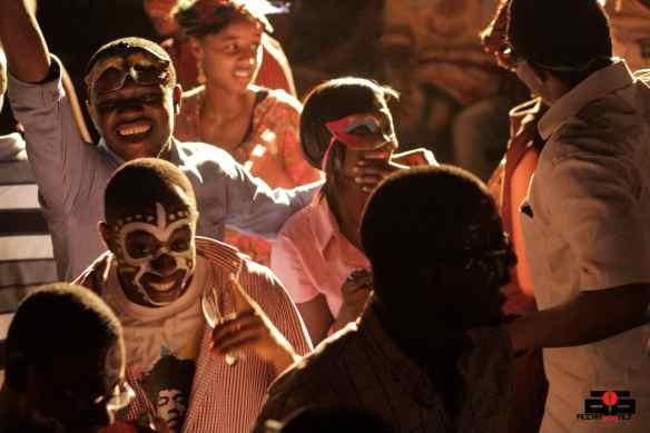 Masquerade Jam 19 - April 2013 - photo by ACCRA dot ALT