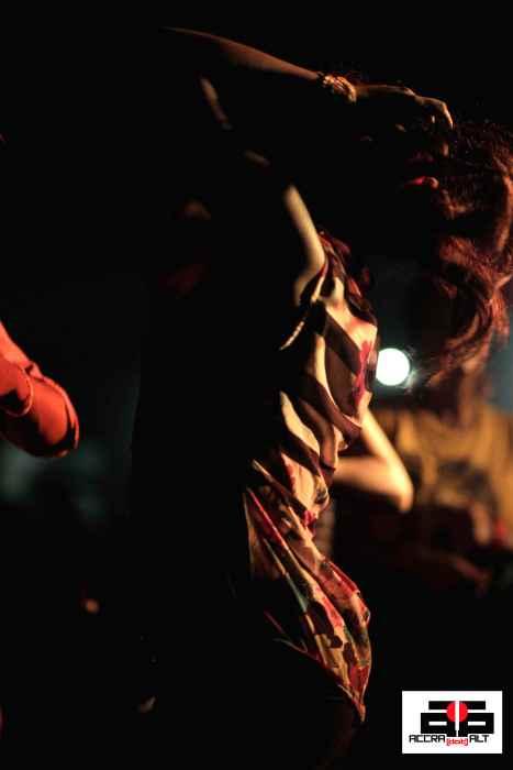 Masquerade Jam 7 - April 2013 - photo by ACCRA dot ALT