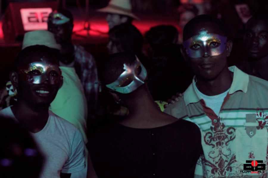Masquerade Jam - Jase Tay x Lo x Josh Tackie - April 2013 - photo by ACCRA dot ALT copy