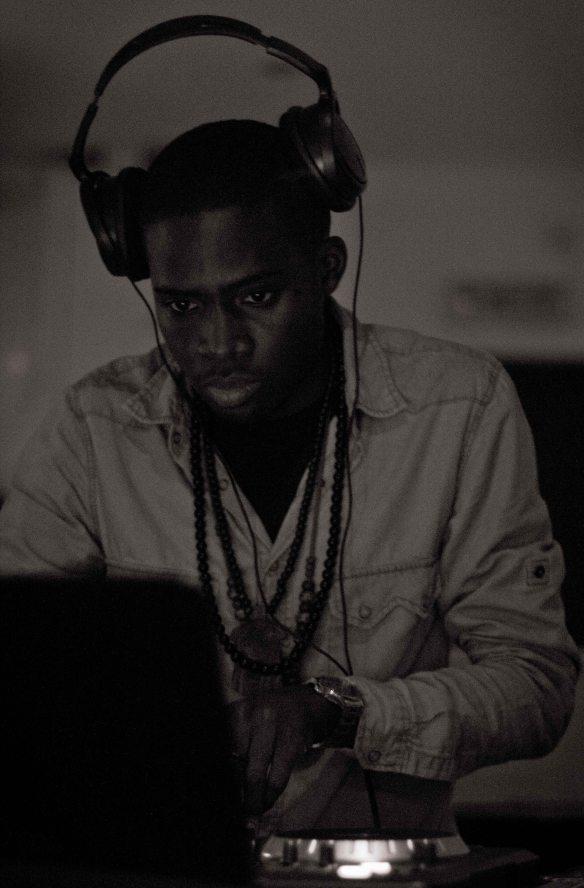 DJ JULS At Work
