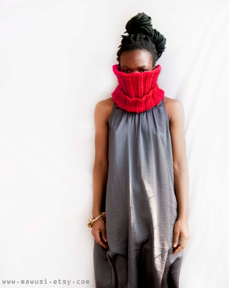 JANE ODARTEY in the Red Cowl